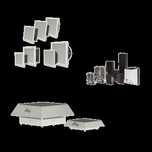 ventilateur armoire électrique TEXA